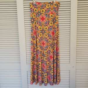 LuLaRoe Maxi Skirt/Dress
